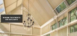 Celing Window by Skylight Window Shades U0026 Honeycombs Advanced Window Fashions