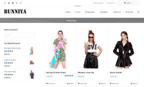 design online clothes web design and seo for online clothing store karasu studios