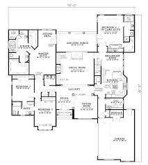house plans with inlaw quarters house plan chp 15681 at coolhouseplans com