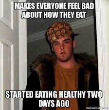Eating Disorder Meme - just saying both are eating disorders we just decided to make one