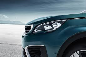 peugeot suv 2016 new suv peugeot 5008 photos and videos of the 7 seater suv peugeot