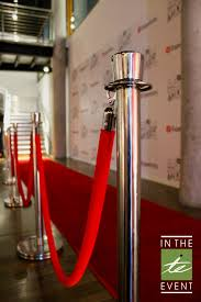stanchion rental rope stanchion event rental