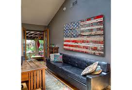 American Flag Living Room by Fourth Of July How To Decorate With The United States Flag Home