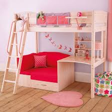 Best Kiddo Bunk Beds Images On Pinterest Kids Bedroom - Pink bunk beds for kids