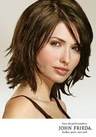 pictures on above shoulder length layered haircuts cute