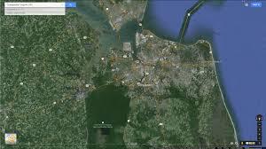 Google Maps Virginia by Chesapeake Virginia Map