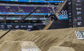 motocross freestyle games 2017 x games dirt qualifying results bmx news stories vital bmx
