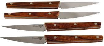 ontario knife company robeson steak knives set u0026 reviews wayfair