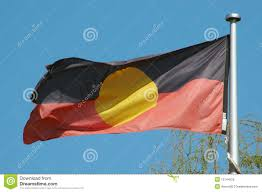Indigenous Flags Of Australia Aboriginal Flag Stock Image Image Of Flags Colors Banners