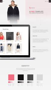 brand fashion store shopping cart psd template free download