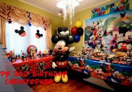 mickey mouse party decorations mickey mouse theme birthday philippines mickey mouse party themes