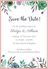create easy wedding e invitations printable invitations templates