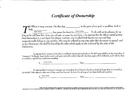 Certification Letter For Confirmation certification letter of ownership certificate of ownership