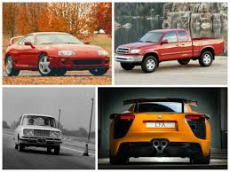 cars made by toyota the 15 greatest toyota vehicles of all feature car and