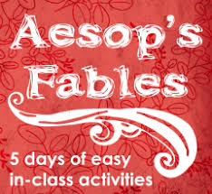aesop u0027s fables collection free worksheets squarehead teachers