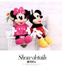 discount christmas minnie mouse soft toy 2017 christmas minnie
