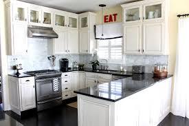 kitchen design ideas cabinets kitchen kitchen small design ideas shiny black interior for