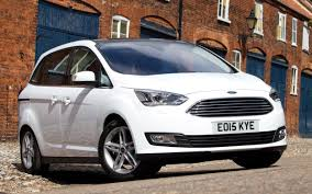 ford focus c max boot space ford grand c max review