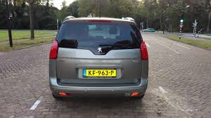 peugeot 5008 trunk nato peugeot 5008 1 6 bluehdi gasoline 11 500km july 2016