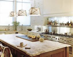 willow decor lighting in the christopher peacock style kitchen