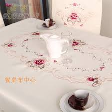 Saucer Chair Cover Ty1017 European Rustic Quality Tablecloth Luxury Dining Table