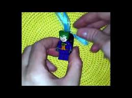 how to make lego minifigure ornaments