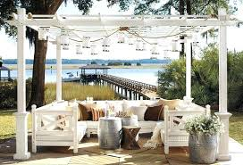 Pottery Barn Patio Table Pottery Barn Patio Furniture Clearance Outdoor Home Design Ideas