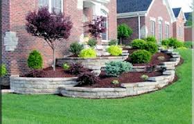 Landscaping Pictures For Front Yard - landscape pictures by 4 seasons outdoors landscaping company