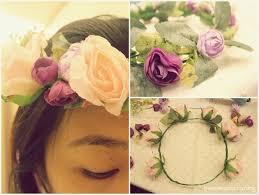 flower headbands diy diy tutorial flower crown the sweet spot