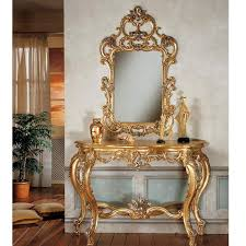 console table and mirror set let39s get mirror console table lacasis console table with mirror