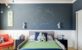 space inspired big boy room project nursery