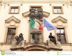italian and european flags stock photo image 52137137