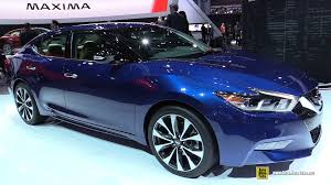 maxima nissan 2015 2016 nissan maxima sr exterior and interior walkaround debut