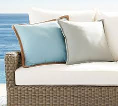 pb outdoor lounge furniture cushions pottery barn