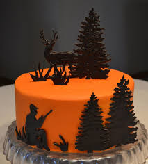 deer hunting cake crafts outdoor inspired pinterest