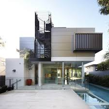 Inviting Suburban House Displaying Inspiring Architecture - Home design architects