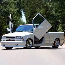 lamborghini pickup truck lsd doors lambo vertical doors kit