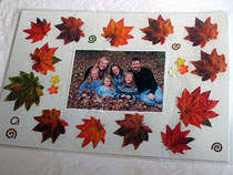 photo crafts placemats gift craft ideas for fall fall