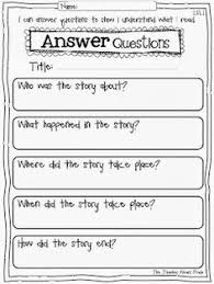 main idea graphic organizer find the main idea reading response