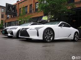 lexus limited edition sports car lexus lc 500h 3 may 2017 autogespot