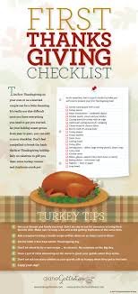a thanksgiving dinner checklist diane gottsman national