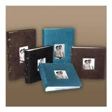 leather 4x6 photo album buy kleer vu refresh photo album leather weldbound with closure