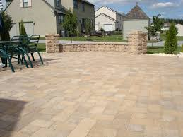 garden home depot concrete patio blocks pavers home depot
