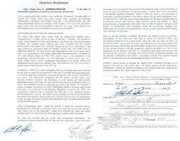 Declaration Format For Resume Writing A Resume Wislawa Szymborska Free Resume Example And