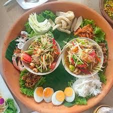 recett de cuisine somtam ソムタム thaï manger et cuisiner