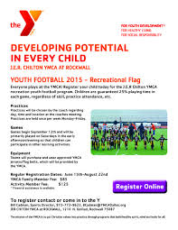 Flag Football Belts Registration Ending Soon For Fall Sports At Rockwall Ymca Blue
