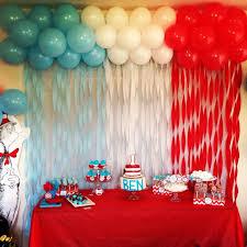 Dr Seuss Decorations Best 25 Dr Seuss Birthday Party Ideas On Pinterest Dr Seuss