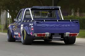 widebody truck kei miura u0027s pandem touch for the datsun 620 speedhunters