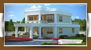New Kerala House Plans With Front Elevation – Arts With Regard To Beautiful New Style Home Plans In Kerala
