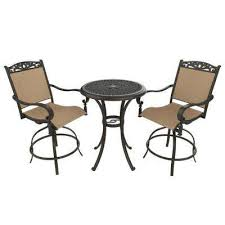counter height patio dining furniture patio furniture the